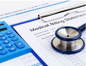 Medical bills credit score