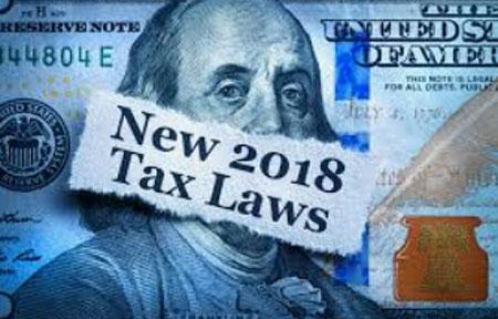 2018 Tax Highlights