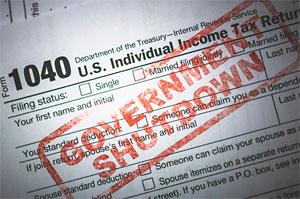 Will government shutdown delay my tax refund