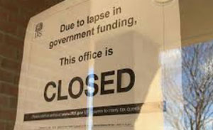 government shutdown affect filing my tax return