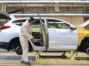The Effects On Automotive Production